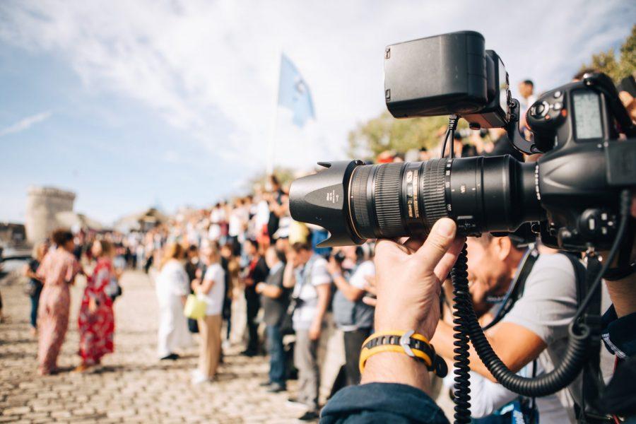 photocall FFTV La rochelle
